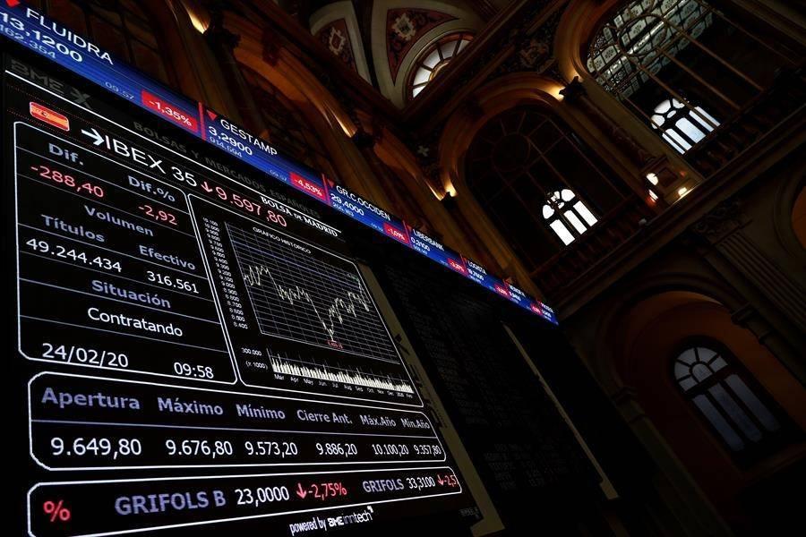 Κύμα πωλήσεων στις ευρωαγορές μετά το νέο ρεκόρ κρουσμάτων Covid-19