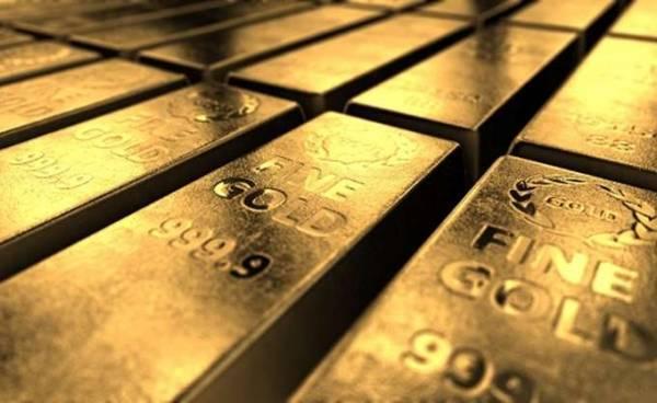 Αρνητική η εβδομάδα για τον χρυσό