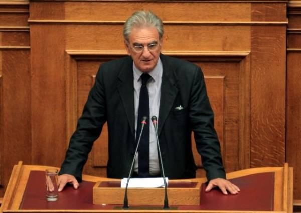 Ο Λυκούδης προϊδεάζει για υπερψήφιση της Συμφωνίας των Πρεσπών