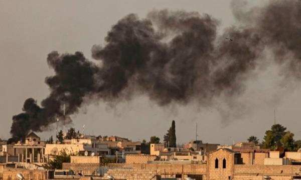 Συρία: Συνελήφθη Κούρδος μαχητής ως ύποπτος για βομβιστική επίθεση