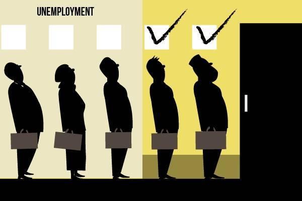 Κάποιες λεπτομέρειες για τη μείωση της ανεργίας