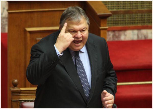 """Η """"αποκάλυψη"""" του Βενιζέλου. Μια ομιλία """"σταθμός"""" στη Βουλή"""