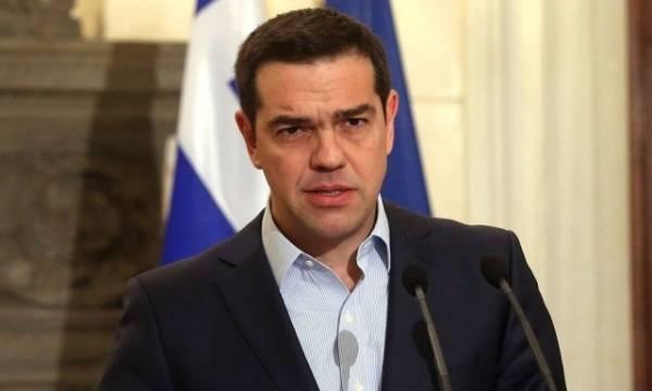 Τσίπρας: Η Ελλάδα μπορεί να γίνει κοινωνία ισότητας και δικαιοσύνης