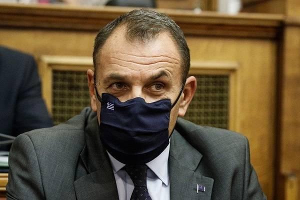 Νέο ναύσταθμο στη Σούδα προανήγγειλε ο Παναγιωτόπουλος- «Είναι ειλημμένη απόφαση»