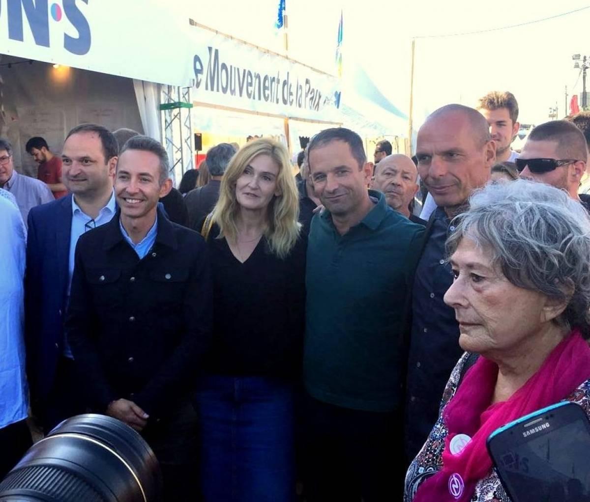 Βαρουφάκης για Πρόεδρος της Κομισιόν!