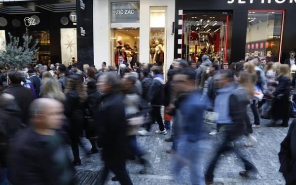 Ετήσια μείωση 1,5% στον κύκλο εργασιών του λιανεμπορίου τον Μάρτιο