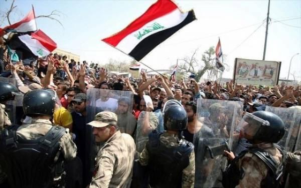 Ιράκ: Συγκρούσεις ανάμεσα σε αστυνομία και διαδηλωτές