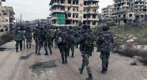 Η μεγαλύτερη συνοικία του Χαλεπίου στα χέρια του Άσαντ