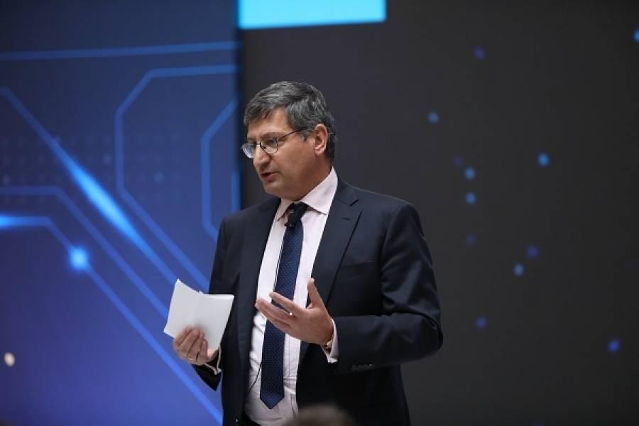 """Π. Μυλωνάς, Διευθύνων Σύμβουλος Εθνικής Τράπεζας: """"Περνάμε γρήγορα στην εποχή της ψηφιακής οικονομίας"""""""