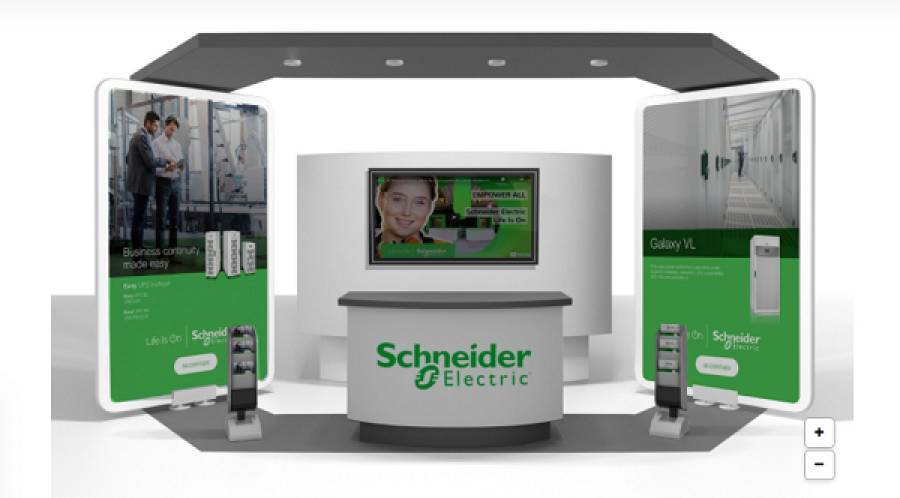 Η Schneider Electric εισήγαγε λύσεις για ένα βιώσιμο περιβάλλον πληροφορικής