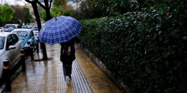 Ψυχρό μέτωπο με καταιγίδες-Ποιες περιοχές θα επηρεαστούν