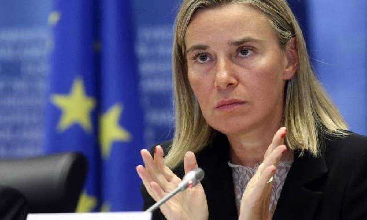 Μογκερίνι: Δικό σας θέμα αν δεχθείτε τουρκική επίθεση!