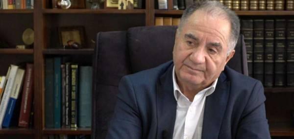 Θεόδωρος Κατσανέβας: Διασωληνώθηκε στο Σισμανόγλειο