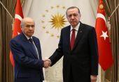 Τουρκία: Πρόωρες εκλογές ζητά ο Μπαχτσελί- Συνάντηση με Ερντογάν