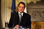 Ικανοποίηση Αναστασιάδη για την αλληλεγγύη της ΕΕ στην Κύπρο