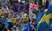Βρετανία: Χιλιάδες διαδηλωτές κατά του Brexit