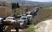 Συρία: Κατά εκατοντάδες χιλιάδες εγκαταλείπουν οι άμαχοι το Αφρίν