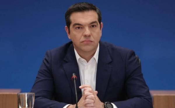 Τσίπρας:Η ΕΕ θα πρέπει να λάβει μέτρα κατά της Τουρκίας