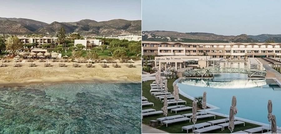 2 ελληνικά ξενοδοχεία στα κορυφαία της TUI παγκοσμίως