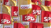 Ξανά στο τραπέζι της διαπραγμάτευσης CDU και SPD