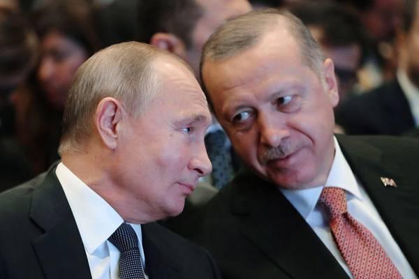 Πούτιν- Ερντογάν: Συζητούν την παραγωγή του εμβολίου Sputnik-V στην Τουρκία