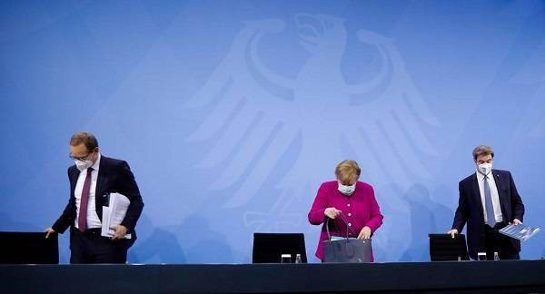 Παρατείνεται έως τις 28 Μαρτίου το lockdown στη Γερμανία