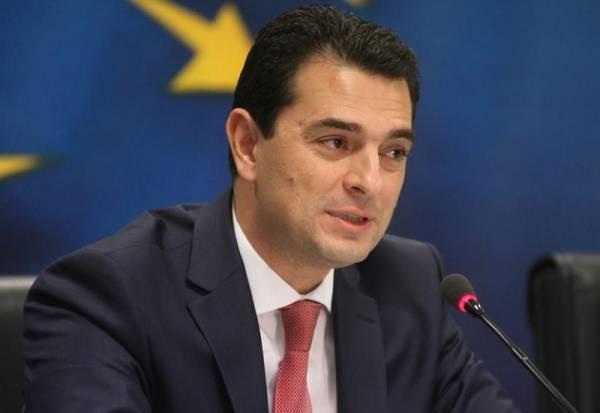 Σκρέκας: Ο πρωτογενής τομέας έχει σημαντικό ρόλο στην οικονομία