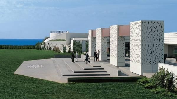 Εγκαινιάστηκε το συνεδριακό κέντρο «Grand Hall» στο Grand Resort Lagonissi