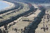 Στρατιωτική άσκηση-μήνυμα στις ΗΠΑ από τον Κιμ Γιονγκ Ουν