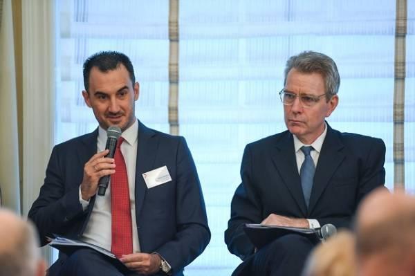 Ολοκληρώθηκε το 7ο Ελληνικό Επενδυτικό Forum στη Νέα Υόρκη