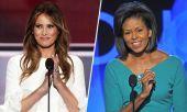 Michelle vs. Melania: Η μάχη των εξωφύλλων