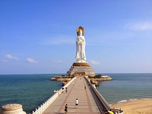 Το μοντέλο τουρισμού του νησιού Xainan προβάλει η Κίνα