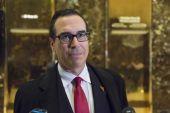 Ο εταιρικός φόρος θα μειωθεί στο 15%, επιβεβαιώνει ο Μνούτσιν