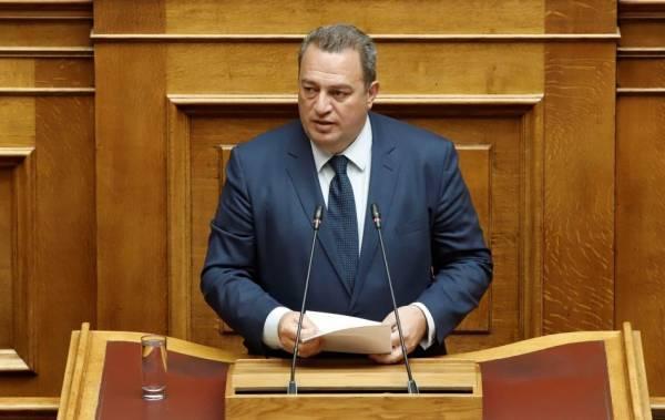 Τι απαντά ο Στυλιανίδης στην επιστολή Τσίπρα περί άρθρου 86