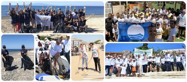 Creta Maris: Καθάρισαν τη «Γαλάζια Σημαία» για 6η συνεχόμενη χρονιά