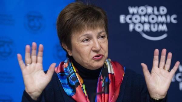 ΔΝΤ: Θετική «αύρα» στην παγκόσμια οικονομία έφερε η συμφωνία ΗΠΑ-Κίνας