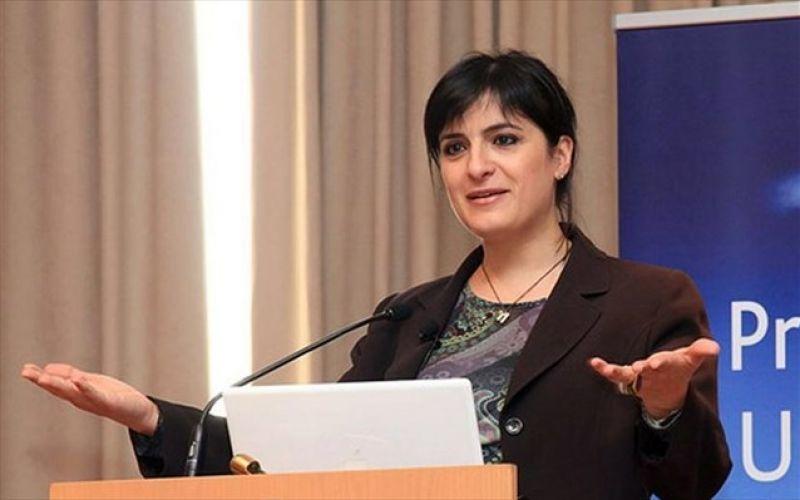 Η Έλενα Παναρίτη νέα εκπρόσωπος στο ΔΝΤ