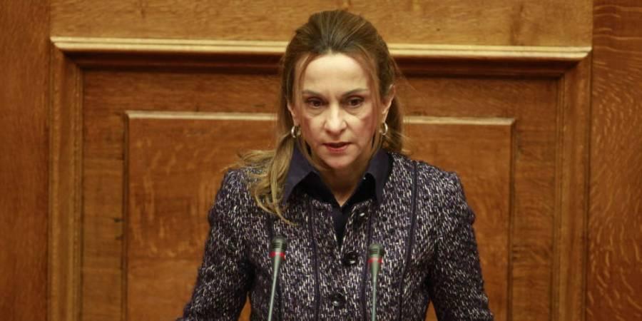 ΚΙΝΑΛ: Παραίτηση από την πρώην υπουργό Ελπίδα Τσουρή
