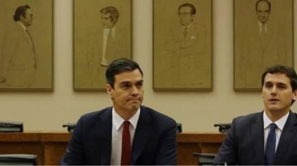 Ισπανία: Έκτακτη συνάντηση Σάντσεθ- Ριβέρα για την αποφυγή επανάληψης εκλογών