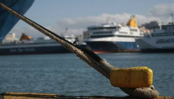 Δεμένα τα πλοία στα λιμάνια στις 24 Σεπτεμβρίου