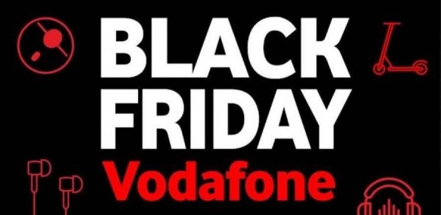 Black Friday στη Vodafone