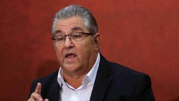Κουτσούμπας: Η ΛΑΡΚΟ απαξιώθηκε με ευθύνη όλων των κυβερνήσεων