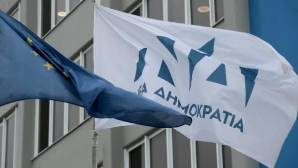 Απάντηση ΝΔ για τις δηλώσεις Τσίπρα από Καρδίτσα