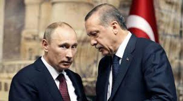 Πούτιν-Ερντογάν μίλησαν για τη Συρία