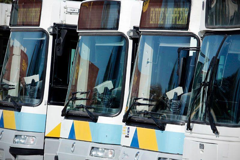 Αναζητώντας 600 λεωφορεία