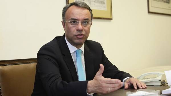 Σταϊκούρας: Οι θετικές προοπτικές της οικονομίας μείωσαν το κόστος δανεισμού