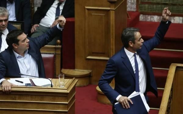 Νέος γύρος σύγκρουσης ΣΥΡΙΖΑ-ΝΔ για το Μακεδονικό, με γερμανική «φυτιλιά»