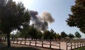 Στρατιωτικό αεροσκάφος συνετρίβη στην Iσπανία