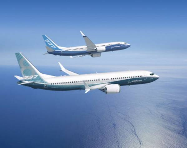 Boeing: «Τσεκούρι» στην παραγωγή των 737 Max