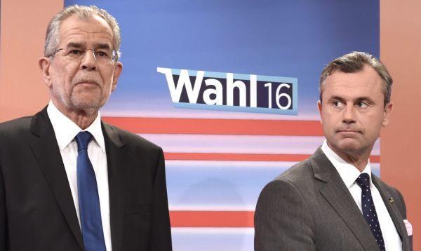 Μάχη στήθος με στήθος για την αυστριακή προεδρία-Ορατή ακροδεξιά απειλή